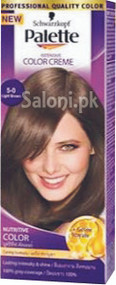Schwarzkopf Palette Intensive Colour Cream Light Brown 5-0