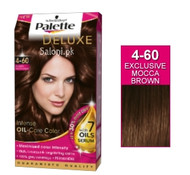 Schwarzkopf Palette Deluxe Intensive Oil Care Color Exclusive Mocha Brown 4-60