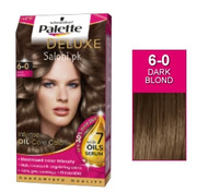 Schwarzkopf Palette Deluxe Intensive Oil Care Color Dark Blond 6-0