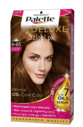 Schwarzkopf Palette Deluxe Intensive Oil Care Color Shimmering Bronze 6-65