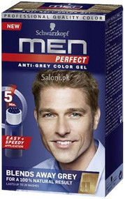 Schwarzkopf Men Perfect Anti-Grey Color Gel Dark Ash Brown