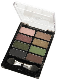 Oriflame Pure Colour Eye Shadow Palette Sand & Green