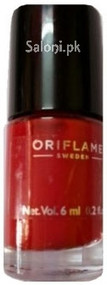 Oriflame Pure Colour Nail Polish Mini Classic Red