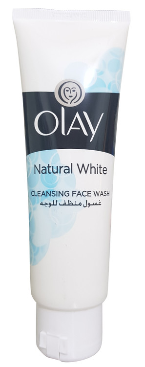 Olay Natural White Fairness Cleansing Face Wash 100ml buy online in pakistan