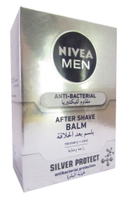 Nivea Men Silver Protect After Shave Balm 100 ML