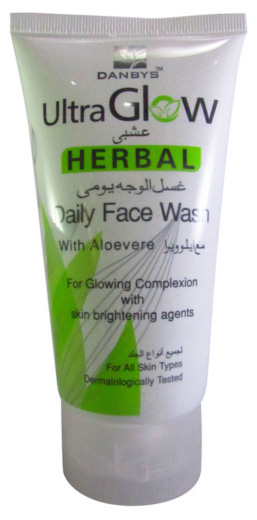 Danbys Ultra Glow Herbal Face Wash