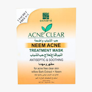 Danbys Acne Clear Neem Acne Treatment Mask buy online in pakistan on saloni.pk