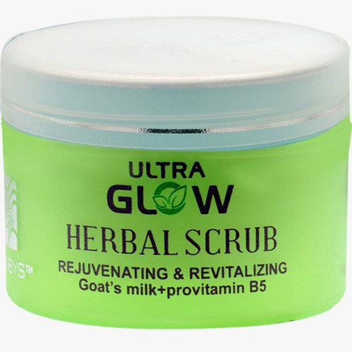 Danbys Ultra Glow Herbal Scrub Buy online pakistan on saloni.pk
