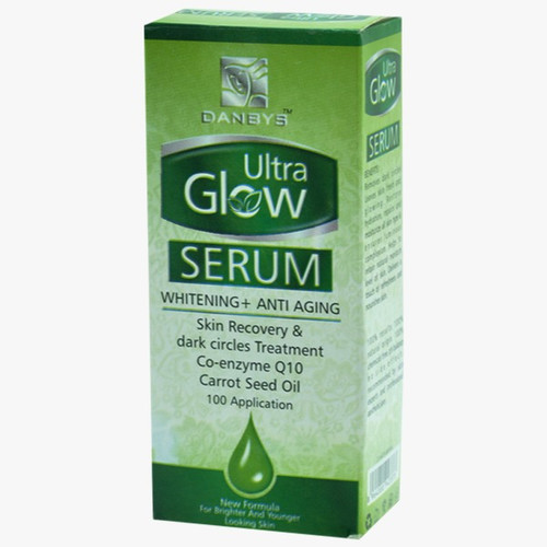 Danbys Ultra Glow Herbal Serum25 ML Buy online in pakistan on saloni.pk