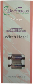 Dermacos Dermapure Botanical Witch Hazel Extracts Front