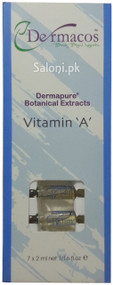 Dermacos Dermapure Botanical Vitamin A Extracts Front