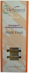 Dermacos Dermapure Botanical Multi Fruit Extracts Front