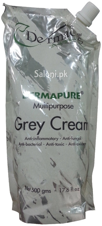 Dermacos Dermapure Multipurpose Grey Cream Front