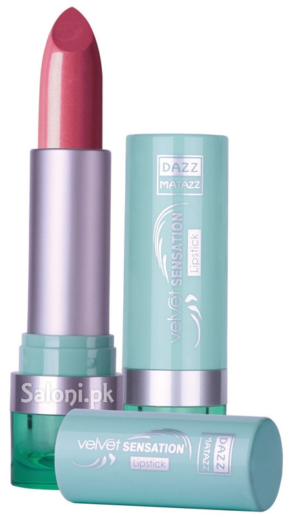 Dazz Matazz Velvet Sensation Lipstick 08 Strawberry Cheesecake Front