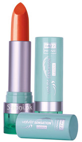 Dazz Matazz Velvet Sensation Lipstick 22 Orange Jello Front