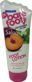Freeman Foot Lotion with Tea Tree Oil (Front)