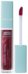 Dazz Matazz Sparkling Crystal Lip Gloss 03 Cherry Front