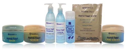Danbys Ocean Plus Mani/Pedi Cure Kit
