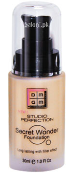 Dmgm Studio Perfection Secret Wonder Foundation Vanilla 210 Front