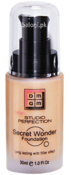 Dmgm Studio Perfection Secret Wonder Foundation Praline 260 Front