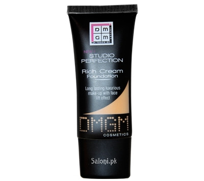 Dmgm Studio Perfection Rich Cream Foundation Rose Natural 441 Front