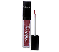DMGM Power Shine Color Lip Gloss Plum Rose 03