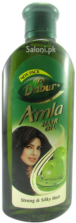 Dabur Amla Hair Oil for Strong and Silky Hair Front