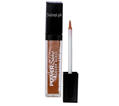 DMGM Power Shine Color Lip Gloss Beige Rose 06