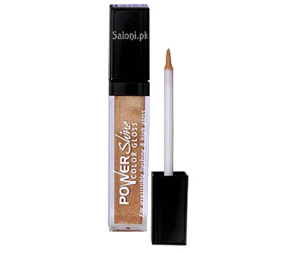 DMGM Power Shine Color Lip Gloss Soft Chrome 11