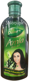 Dabur Amla Hair Oil for Strong and Beautiful Hair (Front)