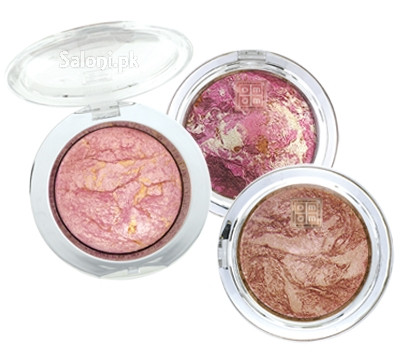 Dmgm Luminous Touch Cheek Blusher Pretty Pink 01 Front