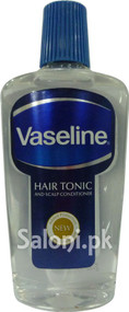 Vaseline Hair Tonic And Scalp Conditioner (Front)