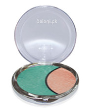 Dmgm Studio Perfection Duo Eye Shadow Sea Green / Strawberry Frost 44 Front