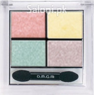 Dmgm Shimmer & Shine Eyeshadow Urban Metals 06