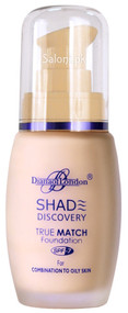 Diana Of London Shade Discovery Foundation 102 Ivory Glow Front