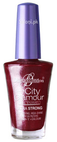 Diana City Glamour Nail Polish Future Red 03