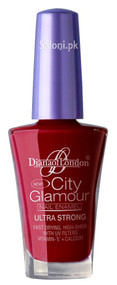 Diana City Glamour Nail Polish Matador Red 04