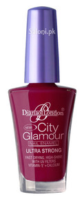 Diana City Glamour Nail Polish Tropical Red 05