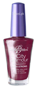 Diana City Glamour Nail Polish Hot Pink 06