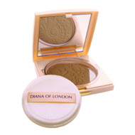 Diana Absolute Stay Compact Face Powder 409 Golden Fawn Front