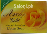 Arche Gold Natural Face Care Ubtan Soap 80 Grams