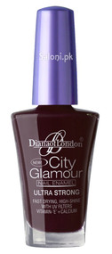 Diana City Glamour Nail Polish Sun Flame 67