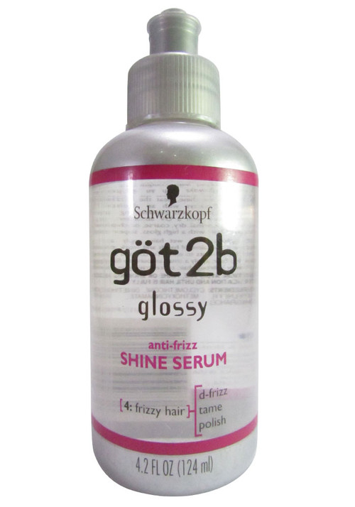 Schwarzkopf Got 2b Glossy Anti Frizz Shine Serum 124 ML