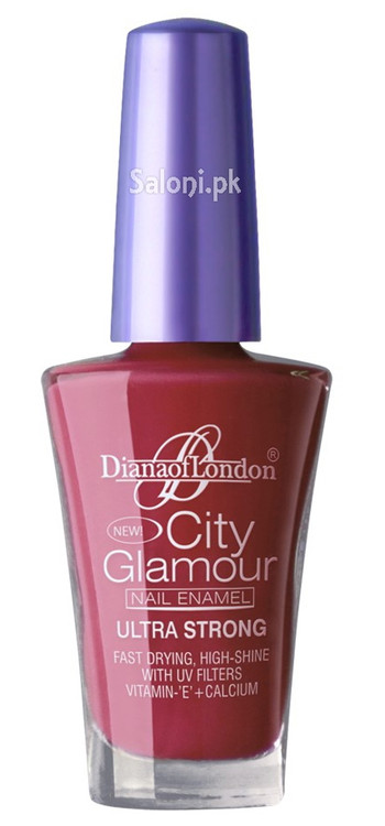 Diana City Glamour Nail Polish Sweet Basil 79