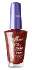 Diana City Glamour Nail Polish Hot Cocoa 85