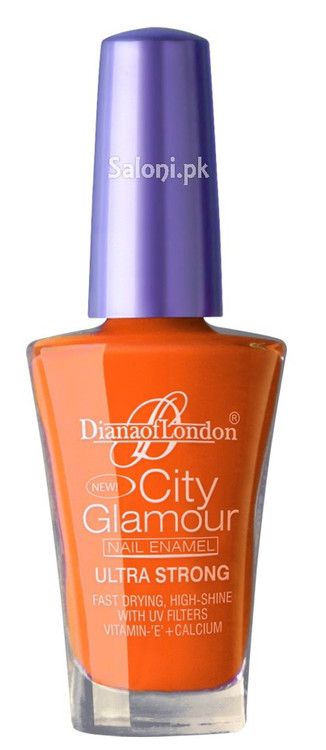 Diana City Glamour Nail Polish Japanese Rose 97