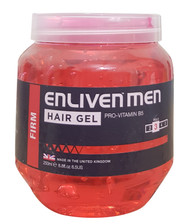 Enliven Hair Gel ( Firm ) 250 ml Buy online in pakistan on saloni.pk