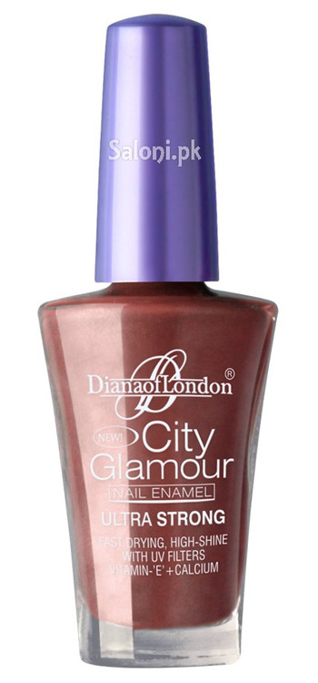 Diana City Glamour Nail Polish Brazil Buzz 91