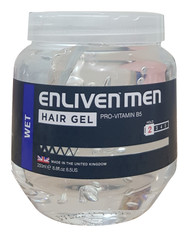 Enliven Hair Gel ( Wet ) 250 ml Buy online in pakistan on saloni.pk