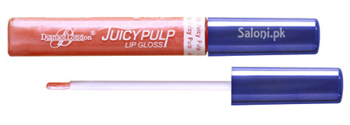 Diana Juicy Pulp Lip Gloss 17 Chronic Peach Front
